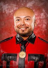 Mr. Regiment 2012 Marlon Morales Mr. LA Leather 2012