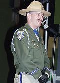 Mr. Regiment 2003 Rob Green