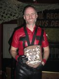 Mr. Regiment 2008 Ross Wood