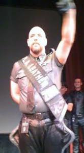 Mr. Regiment 2010 Brad Taylor Mr. LA Leather 2010