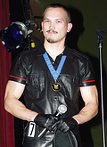Mr. Regiment 2002 Gene Mar