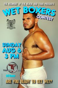 Wet Boxers Contest @ The Bullet Bar | Los Angeles | California | United States